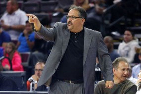 Stan Van Gundy promises Detroit Pistons will be his final coaching destination