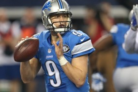 Don't blame Stafford for Lions' loss to Cowboys